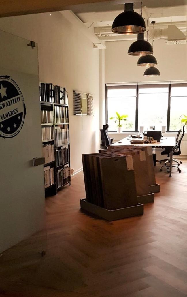 showroom topkwaliteit vloeren in Vianen